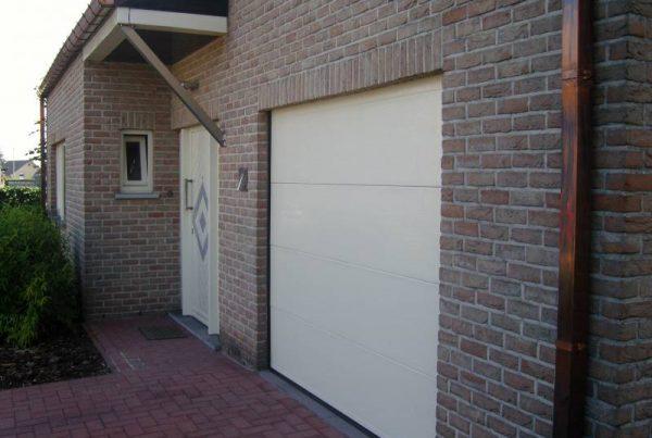 Garage- en bedrijfspoorten